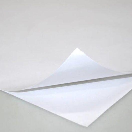 papel bopp fosco