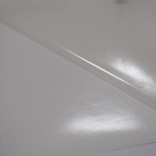 adesivo bopp transparente
