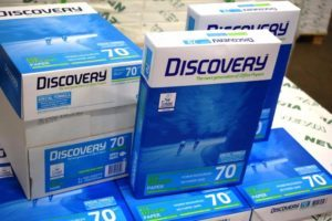 PAPEL SULFITE A4 DISCOVERY