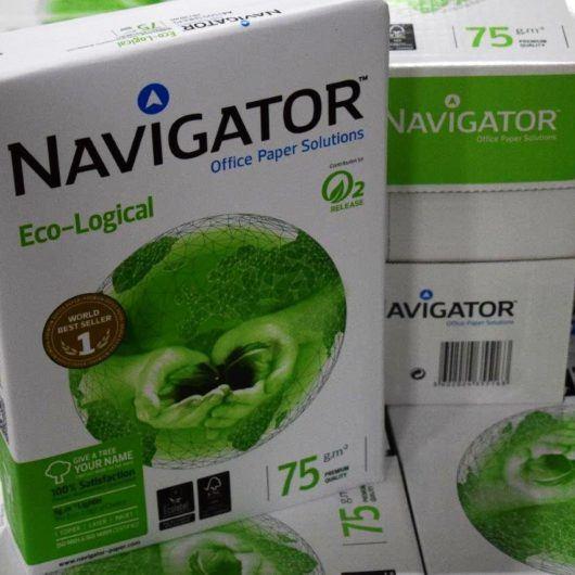 Papel Sulfite A4 Navigator
