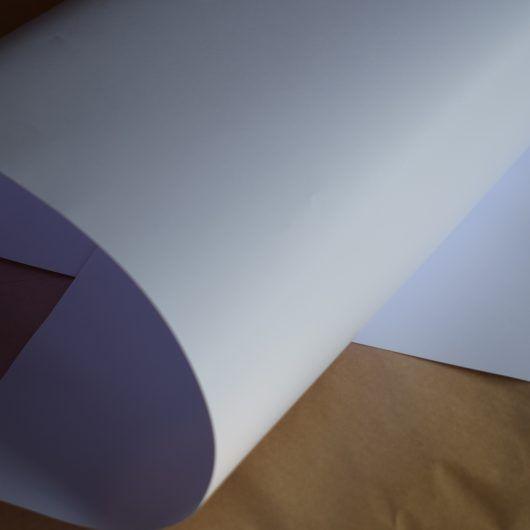 papel monolucido branco