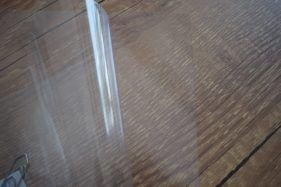 acetato transparente duro